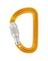 Mosqueton Petzl SmD SCREW LOCK