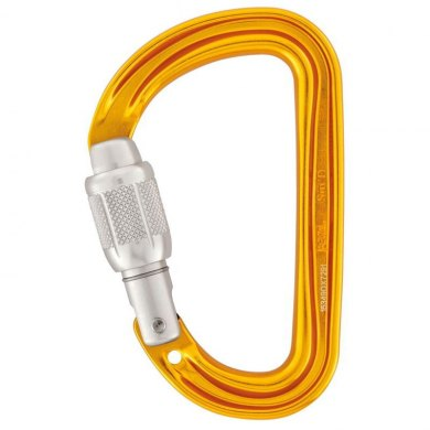 Mosqueton Petzl SmD SCREW LOCK - PETZL SMD SCREW LOCK (1)