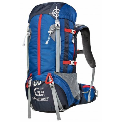 COLUMBUS G50 - Mochila de trekking 50 Litros - COLUMBUS G50  (1)