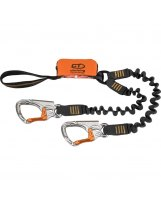 Set Via Ferrata Climbing Technology Top Shell Spring