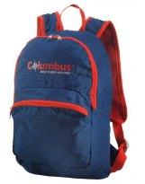 COLUMBUS FOLDABLE 15L BLUE/ORANG