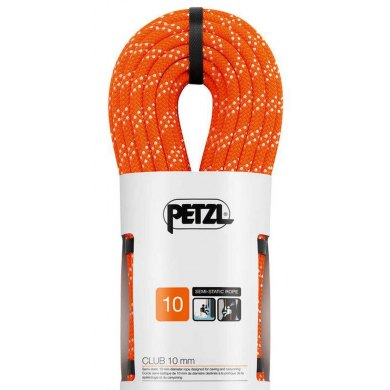 Cuerda Barrancos PETZL CLUB 10 mm 60 m - PETZL CLUB 10 MM (1)