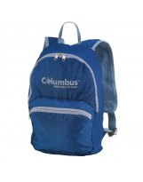 COLUMBUS FOLDABLE 15L BLUE/GREY