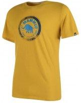 Camiseta Mammut Seile Yellostone MC