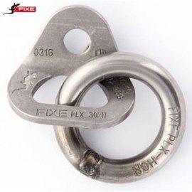 Chapa con Anilla FIXE 2 PLX D10 mm