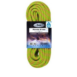 CUERDA BEAL RANDO GOLDEN DRY 8 mm 48 m