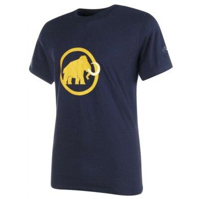 Camiseta Mammut Logo Marine MC - MAMMUT LOGO HOMBRE MARINE MC