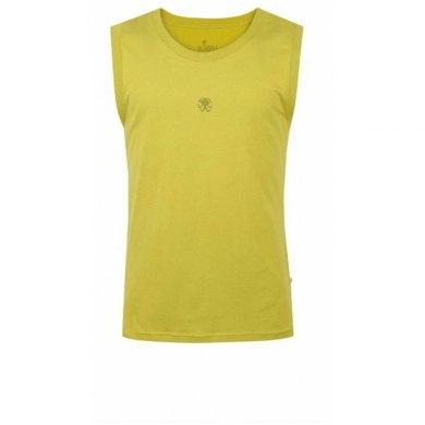 Camiseta de Escalada RAFIKI Boggs Citronelle - RAFIKI BOGGS CITRONELLE (1)