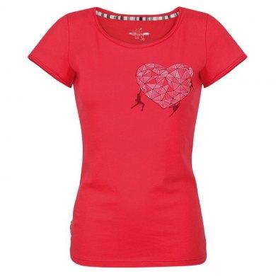 Camiseta RAFIKI JAY Paradise Pink MC - JAY PARADISE PINK (1)