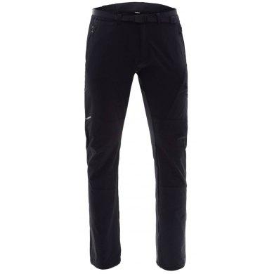 Pantalon Trekking Ternua BAGGERTY Black - PANTALON BAGGERTY BLACK