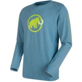 Camiseta Mammut SNOW Hombre Cloud ML