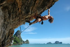 Escalada en Railey Tailandia