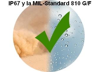 THURAYA IP67-MIL-Standard 810 G/F