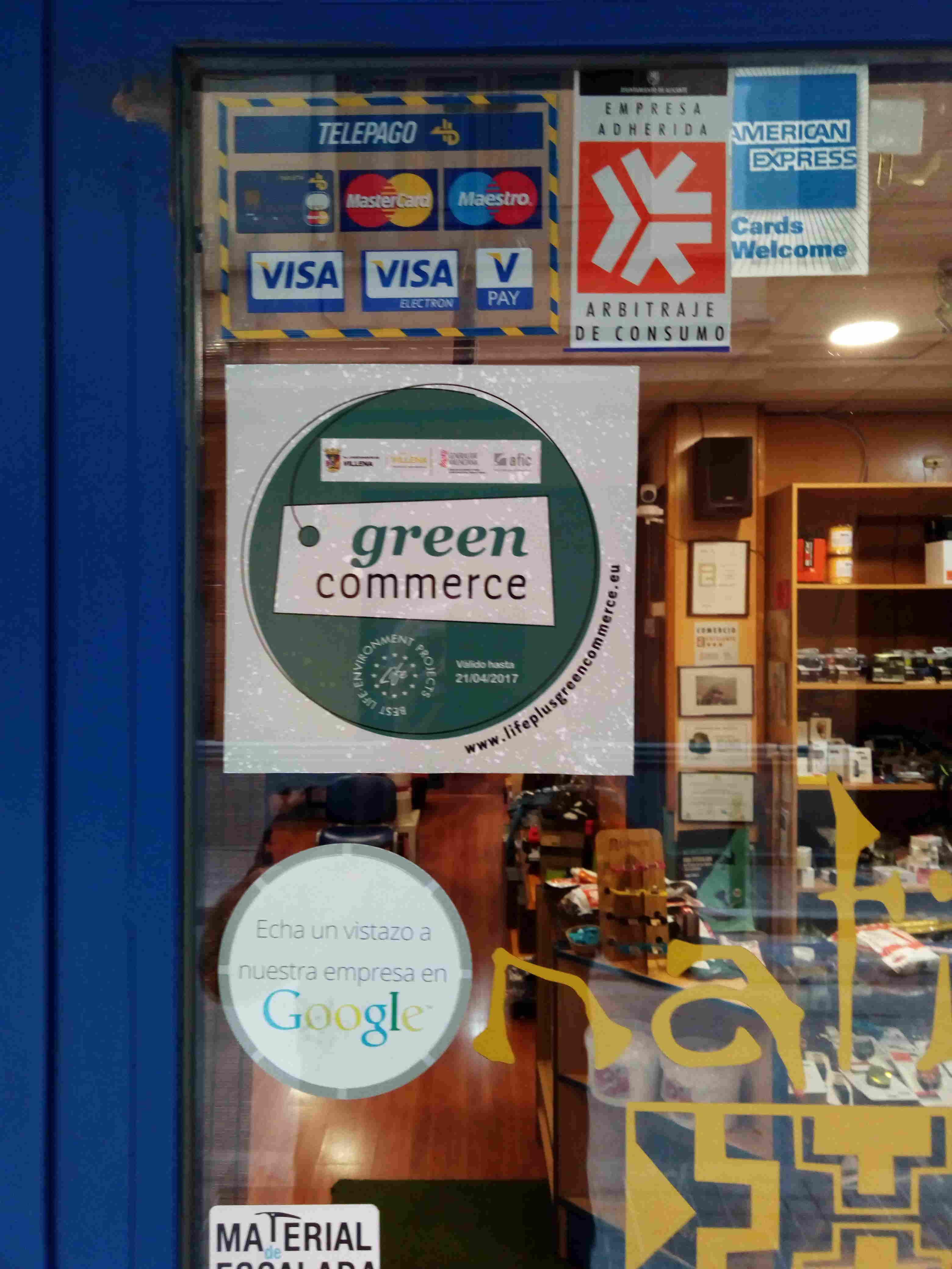 Green Commerce